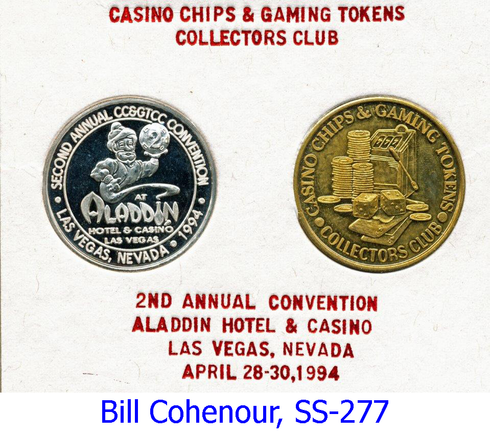 Casino chip & gaming token collectors club new on line casino